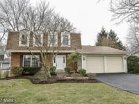 Beautiful brick front Colonial Newly updated- 3 BR 2.5