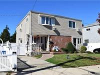Great Renovated Semi-Detached Colonial. This Amazing