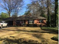 Great one level brick home in most desired