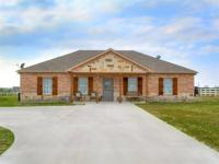 Beautiful 3 Bedroom 2 Bath Home sitting on 2 acres in