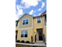 Rear Facing Conservation Luxury townhome with upgrades!