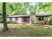 Charming custom built ranch in Cheshire! This spacious