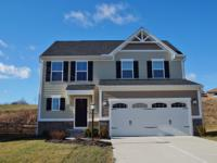 One year old Sienna home in the Fort Scott Community!
