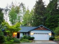 Well Built and Maintained One Level Home! Sitting on