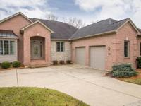 Full brick ranch home. Solid, well built and
