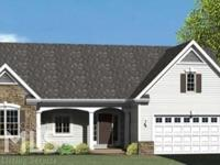 New Construction.. 3 Bedroom 2 Bath home with open