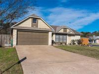 Great home on corner lot in desirable area of southwest