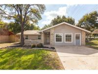Beautiful remodel of this 1 story, 3 bed/2 full bath