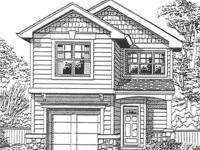 New construction! 2 story single family home in great