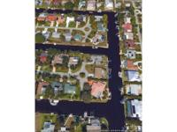 A rare lot with two sides of water frontage and just a
