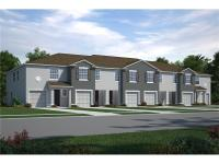 Under construction - this one-car garage townhome