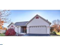 One floor living at its best! Immaculate 3 BR/2 BA