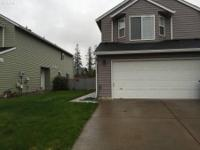 3 bedroom 2.5 baths, gas hot water and forced air