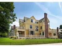 Revel in the views in a premier Boston location, the