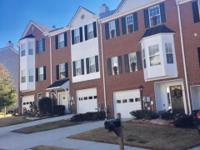An elegantly custom Townhome, Front brick 3 Bed 3.5