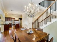 Beautifully updated and spacious 3-story townhome
