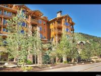 Gorgeous Deer Valley condominium located in Empire