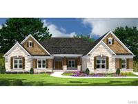 Exciting New Construction Opportunity located within an