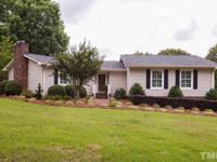 Extremely nice home on almost 14 acres just S of