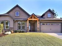 Garrette Custom Homes, presents the McKINLEY, an open