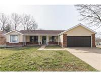 Must See 3 bedroom, 3 bath ranch that sits on a corner