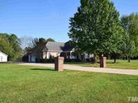 Hard to find all brick custom built ranch w/ huge