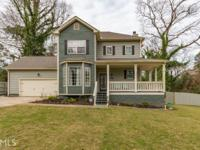Beautifully updated craftsman-style home in desirable