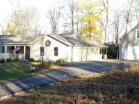 Beautiful,wooded setting & located mins to I74 on