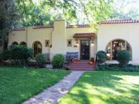 One of a kind spacious Mediterranean-styled rancher in