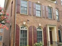Immaculate, like-new 11 yr old, 4-level brick end TH in