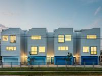 Built by Revolution Homes designed by Schaum/Shieh.
