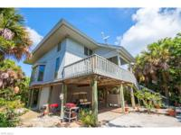 Very private 3 bedroom, 3 bath beachfront home with