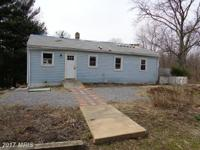 Ranch style w/ basement located in rural location on 3