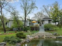 This home is paradise... Setting on pristine 5 acres