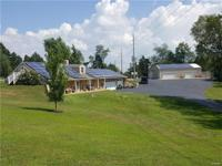 Beautiful park like setting on 4.55 acres. 3 bed ranch