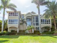 Deep water, direct access custom built home located in