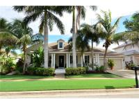 This stunning coastal waterfront Sabal home comes with
