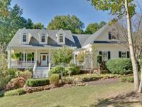 Idyllic, beautiful custom built home located in Coosa