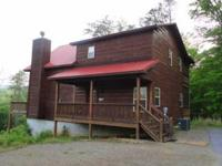 What a Great Cabin. Get Away from it all right here in