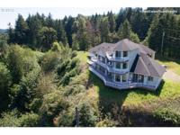 Exquisite home w/ unobstructed waterfront views along