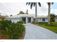 Classic custom-built home situated in preferred