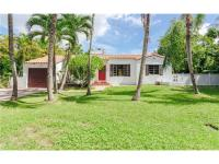 3 bedrooms and 3 full baths in miami shores. Big fenced