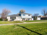 Fully updated , Mid-80's built split level home in