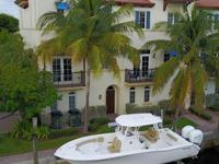 Intracoastal 3 Story Townhouse W/ A Deeded Boat Slip