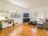Location! Lifestyle! Dream Townhouse in Santa Monica.