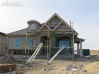 Madison-French Country Elevation-Ranch Plan-Rear Load 3