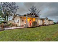 Amazing, close to McMinnville horse property with one