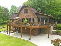 """The River is Calling """" Excellent 3 BR/4BA Riverfront on"""