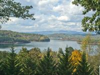 Fabulous Lake Chatuge and long range Mountain Views