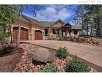 Stunning custom home. Natural stone, wide plank floors,
